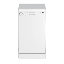 BEKO Mašina za pranje sudova DFS 05013 W  10 kompleta, A+