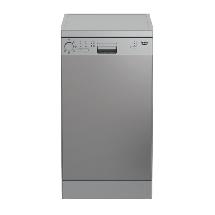 BEKO Mašina za pranje sudova DFS 05013 X  10 kompleta, A+ + POKLON Finish tablete paket