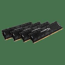 HYPERX Predator Black (16GB x4) - HX424C12PB3K4/64  64GB kit, DDR4, 2400Mhz, CL12