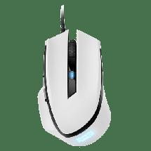 SHARKOON SHARK Force - MIS01228  Optički, 1600dpi, Dizajniran za desnu ruku, Bela