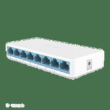 MERCUSYS Switch MS108  Neupravljivi, 8 RJ-45 portova, 2K, 1.6Gbps