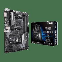 ASUS PRIME B450-PLUS  AMD, AMD® AM4, AMD® B450, ATX