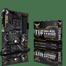 ASUS TUF B450-PLUS GAMING  AMD, AMD® AM4, AMD® B450