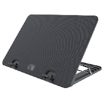 "COOLER MASTER Postolje za hlađenje laptopa NOTEPAL Ergostand IV - R9-NBS-E42K-GP  do 17"", 700~1400 ± 200 RPM, 46.8 CFM, Crna"