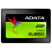 ADATA SSD Ultimate SU650 serija - ASU650SS-120GT-R  120GB, 2.5, SATA III, do 520 MB/s