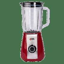 VOX Blender TM-1013  Staklena, 1.5 l, 600 W, Crvena