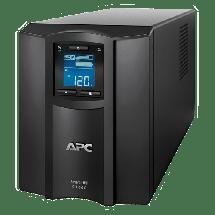 APC UPS - SMC1000IC  1000VA / 600W, Line-Interactive, 180-287 VAC, 220/ 230/ 240 VAC