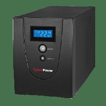 CYBERPOWER UPS - 2200EILCD  2200VA / 1320W, Line-Interactive, 165-280 VAC, 230VAC +/-10%