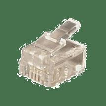 JUH ENG TECHNOLOGY RJ11 6/4   Konektor