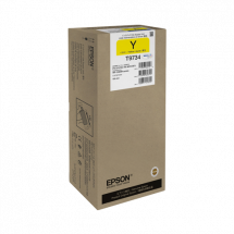 EPSON Mastilo T9734 -POT01147  Žuta, ~22000 stranica