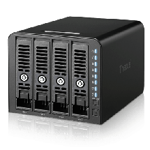 THECUS Linux NAS Storage Server N4350  1 GB, 512 MB NAND flash, 4, Power, Reset, USB one touch copy