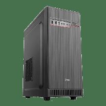MS kućište Fighter  Midi Tower, Micro-ATX, Mini-ITX, ATX, Bez napajanja, Crna