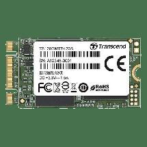 TRANSCEND SSD MTS420S serija - TS120GMTS420S  120GB, M.2 2242, SATA III, do 560 MB/s