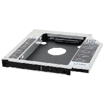 XRT EUROPOWER Fioka za hard disk za laptop 12.7mm  SATA I / II / III, SATA