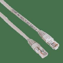 HAMA Mrežni kabl 10m (Sivi) - 30622,  CAT.5e, UTP, RJ 45, Patch (Ravni), Licnasti
