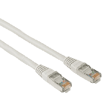 HAMA Mrežni kabl 15m (Sivi) - 30623,  CAT.5e, UTP, RJ 45, Patch (Ravni), Licnasti