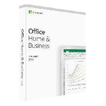 MICROSOFT Office Home and Business 2019 Medialess - T5D-03245  Engleski, Komercionalna i kućna upotreba, Jednokratna kupovina