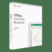 MICROSOFT Office Home and Business 2019 Medialess - T5D-03245  Engleski, Komercionalna i kućna upotreba, Jednokratna kupovina