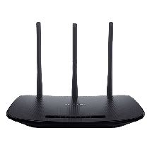 TP-LINK Ruter TL-WR940N  Wireless, 802.11 n, do 450Mbps, 2.4 GHz