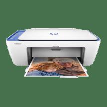 HP Štampač DeskJet 2630 All-in-One - V1N03B Wi-FI  Inkjet, Kolor, A4, Bela/Plava