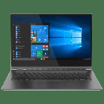 """LENOVO Yoga C930-13IKB (Sivi - Iron grey) - 81C4002NYA  Intel® Core™ i5 8250U do 3.4GHz, 13.9"""", 256GB SSD, 8GB"""