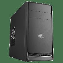COOLER MASTER kućište MASTERBOX E300L (Silver) - MCB-E300L-KN5N-B02  Mini Tower, Micro-ATX, Mini-ITX, Bez napajanja, Crna/srebrna