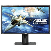 "ASUS LED 24"" VG245H  24"", TN, 1920 x 1080 Full HD, 1ms"