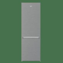 BEKO Kombinovani frižider RCSA 400 K20 X  Samootapajući, 201 cm, 267 l, 113 l