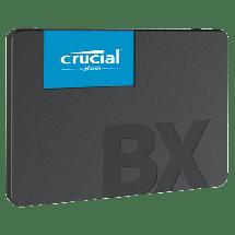 CRUCIAL SSD BX500 serija - CT120BX500SSD1  120GB, 2.5, SATA III, do 540 MB/s
