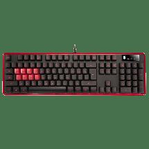 A4 TECH gejmerska tastatura Bloody 8 Light Strike BB2278 (Crvena)  Membranski/mehanički, EN (US), 104