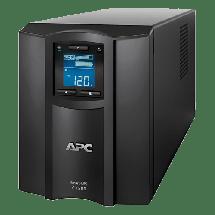 APC Smart-UPS C 1500VA - SMC1500IC,  1500VA / 900W, Line-Interactive, 180-287 VAC, 220/ 230/ 240 VAC +/-5%