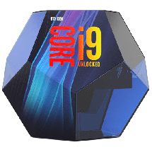 INTEL Core i9-9900K 3.60GHz (5.00GHz)  Intel® 1151 (8. i 9. gen.), Intel® Core™ i9, 8