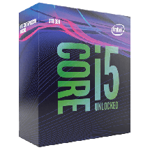 INTEL Core i5-9600K 3.7GHz (4.6GHz)  Intel® 1151 (8. i 9. gen.), Intel® Core™ i5, 6