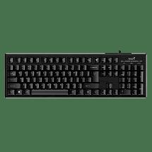 GENIUS žična tastatura Smart KB-101 Stylish (Crna)  EN (US), 106 tastera