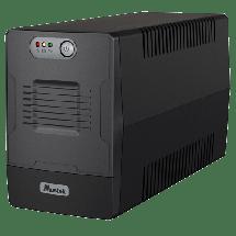 MUSTEK PowerMust 1500EG  1500VA / 900W, Line-Interactive, 162-290 VAC, 220/ 230/ 240 VAC +/-10%