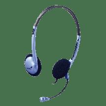 GENIUS žične slušalice HS-02B (Plava)  Naglavne, Stereo, 20Hz - 20KHz, 108dB