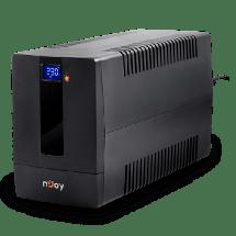 NJOY Horus Plus 1500 900W UPS - PWUP-LI150H1-AZ01B,  1500VA / 900W, Line-Interactive, 162-290 VAC, 195VAC - 255 VAC