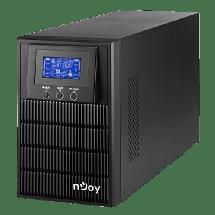 NJOY Aten PRO 1000VA 900W UPS - PWUP-OL100AP-AZ01B,  1000VA / 900W, On-Line, 110-300 VAC, 230VAC +/-1%