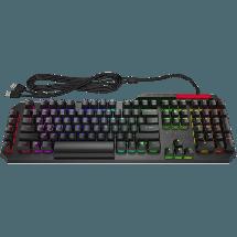 OMEN by HP Sequencer Keyboard gejmerska tastatura - 2VN99AA  Optičko-mehanički, EN (US), 1000Hz/1ms