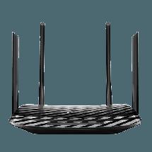 TP-LINK Ruter Archer C6  Wireless, 802.11 a/ac, do 867Mbps, Dual Band (2.4 GHz & 5 GHz)