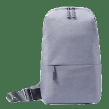 XIAOMI Mi ranac za notebook City Sling Bag (Svetlosivi)  Ranac, Svetlosiva