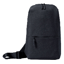 XIAOMI Mi ranac za notebook City Sling Bag (Tamnosivi)  Ranac, Tamnosiva