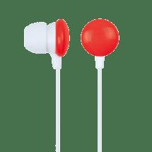 GEMBIRD bubice MHP-EP-001-R (Crvena/Bela)  50Hz - 18KHz, 3.5mm, 1.2m