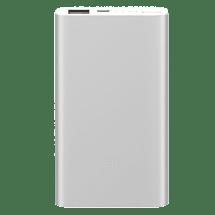 XIAOMI Mi Power bank / eksterna baterija - 2  5000 mAh, 1 x Micro USB, 1 x USB A, Li-Polymer, Srebrna