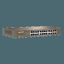 TENDA Switch TEF1024D  Neupravljivi, 24 RJ-45 portova, 4K, 4.8Gbps