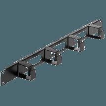 "INTELLINET Vodilica za kablove 1U/19"" 4 short rings  Panel"
