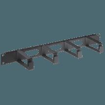 "INTELLINET Vodilica za kablove 1U/19"" 4 long rings  Panel"