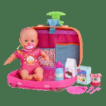 FAMOSA Beba sa torbom za putovanja NENUCO - 0127428  3+ godina