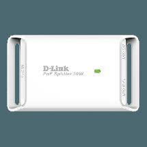 D-LINK Gigabit PoE+ Splitter DPE-301GS  PoE