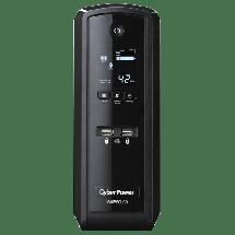 CYBERPOWER UPS - CP1500EPFCLCD,  1500VA / 900W, Line-Interactive, 165-265 VAC, 220VAC +/-10%